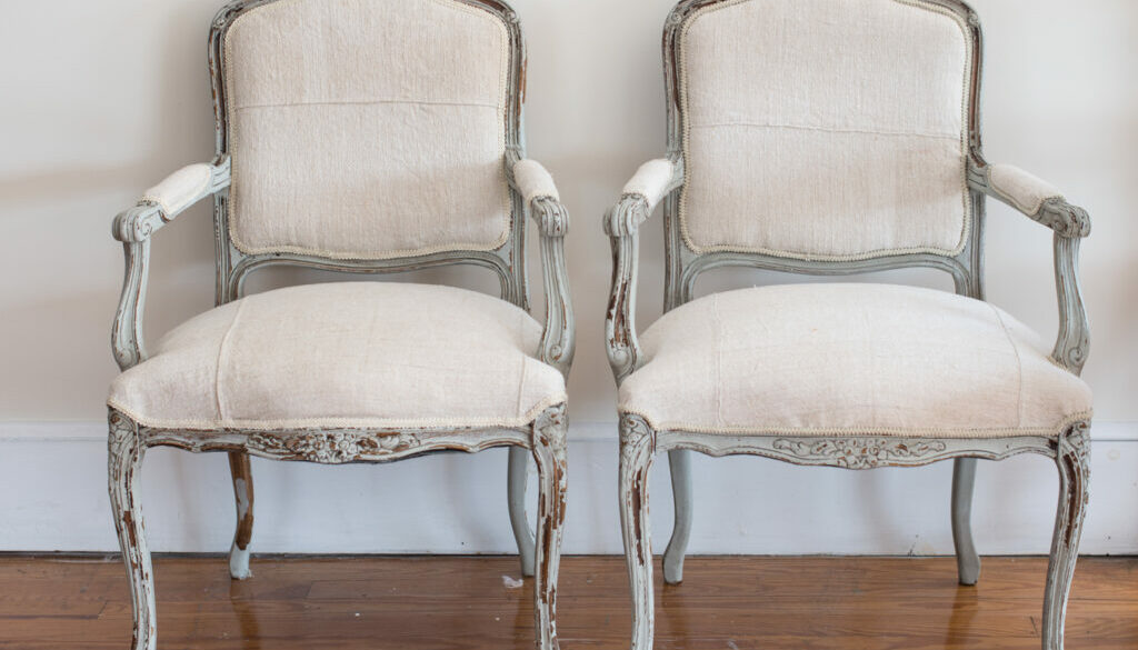 Furniture Dilemmas | Marylisa's French Chairs