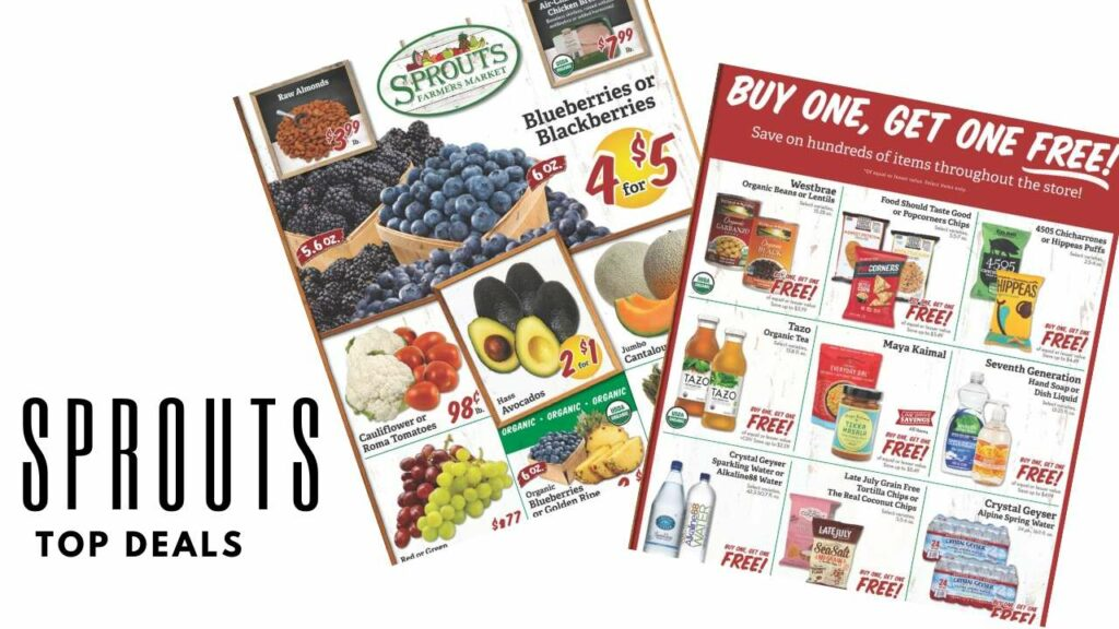 Sprouts Weekly Advertisement 2/19 -2/ 26