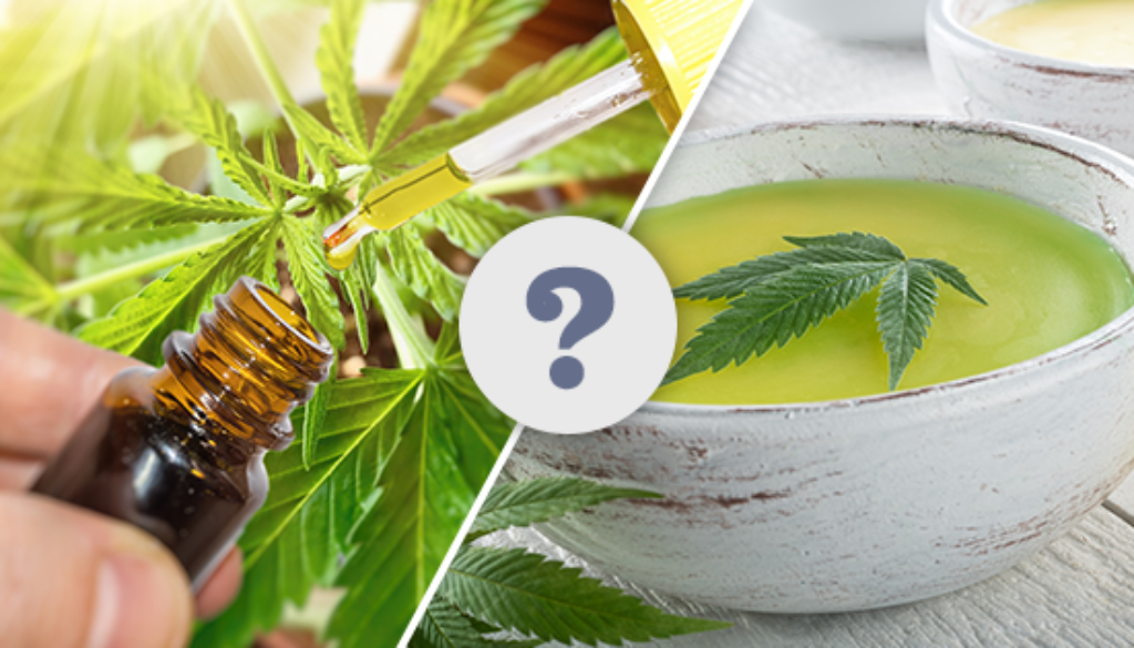 What Is the Difference Between Weed Oil and Cannabutter?