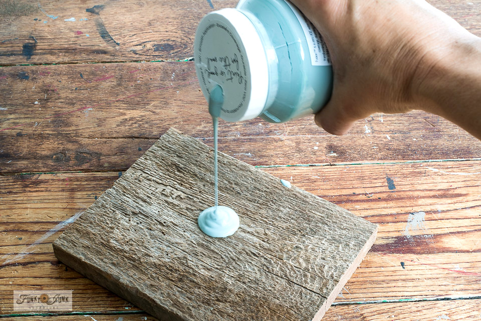Do It Yourself paint pouring cover hack